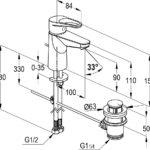| POLO STAR E single lever basin mixer | Al Wadi Sanitary Wares Company October 2021