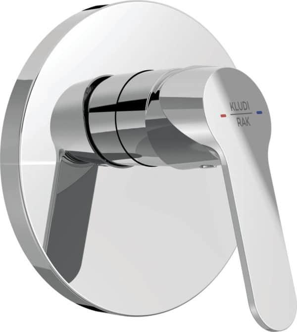   PEAK concealed single lever shower mixer, trim set   Al Wadi Sanitary Wares Company September 2021