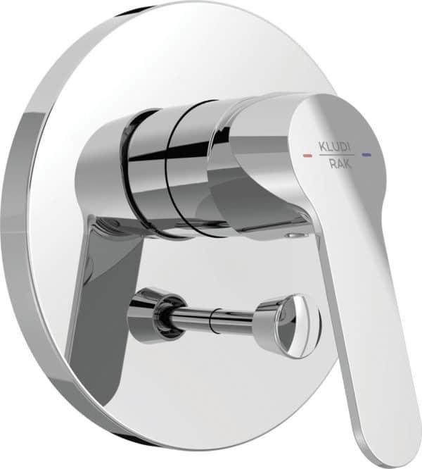   PEAK concealed single lever bath and shower mixer, trim set   Al Wadi Sanitary Wares Company October 2021