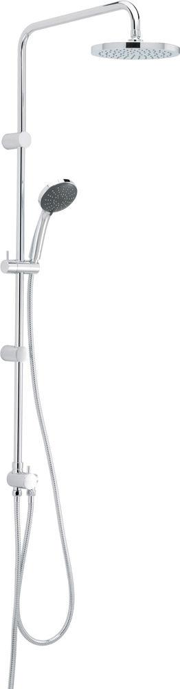| Dual shower system (L shape) L = 200mm | Al Wadi Sanitary Wares Company September 2021