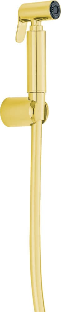  Brass shattaf with supreme hose and wall bracket   Al Wadi Sanitary Wares Company October 2021