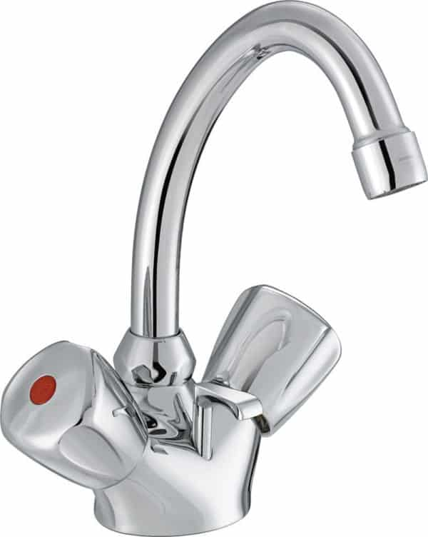   PREMIER dual controlled basin mixer with swivel spout   Al Wadi Sanitary Wares Company September 2021
