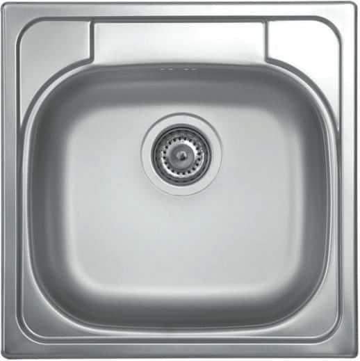   Inset Sink Single Bowl   Al Wadi Sanitary Wares Company October 2021