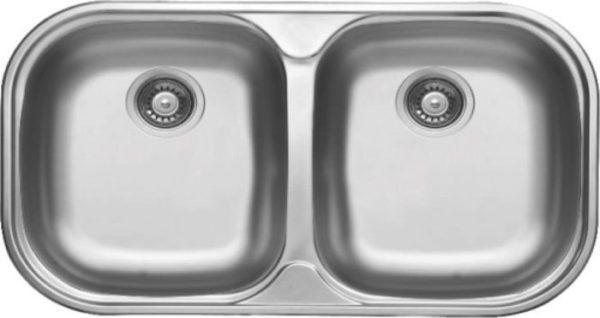   Undermount Double Sink Bowl   Al Wadi Sanitary Wares Company September 2021