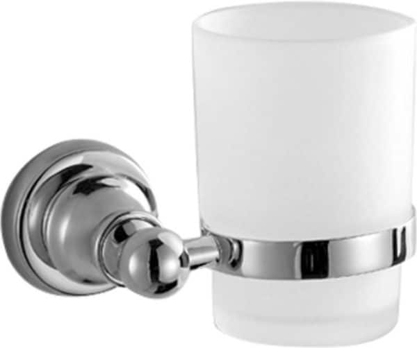 | Brass tumbler holder with glass | Al Wadi Sanitary Wares Company October 2021