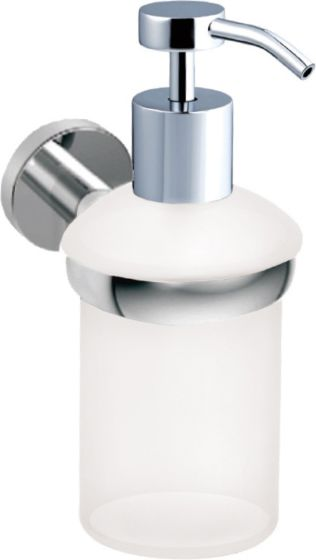 | Wall mounted soap dispenser (glass) | Al Wadi Sanitary Wares Company September 2021