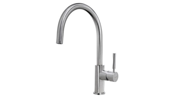 | Stainless Steel Kitchen Tap Mixer with high swivel spout | Al Wadi Sanitary Wares Company September 2021