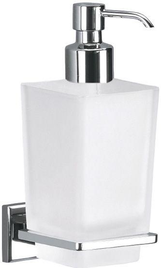   HARMONY wall-mounted soap dispenser (glass)   Al Wadi Sanitary Wares Company September 2021