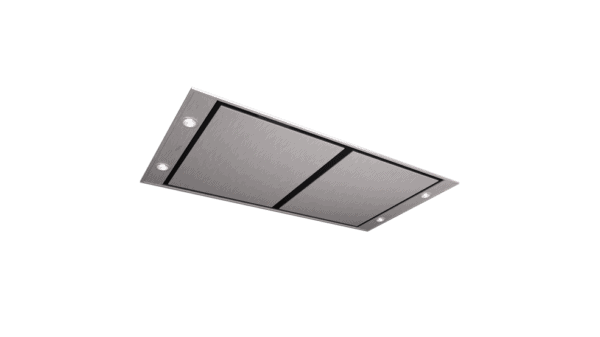 | 120cm Ceiling Hood with Contour Rim extraction system and ECOPOWER motor | Al Wadi Sanitary Wares Company September 2021