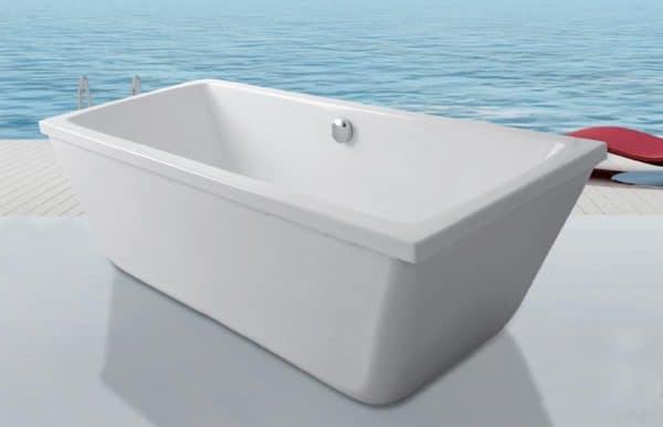 | ADINA FREESTAND ACRYLIC BATHTUB | Al Wadi Sanitary Wares Company September 2021