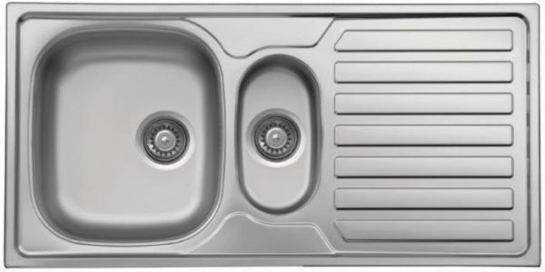   Inset Sink Bowl Single Drainer   Al Wadi Sanitary Wares Company September 2021
