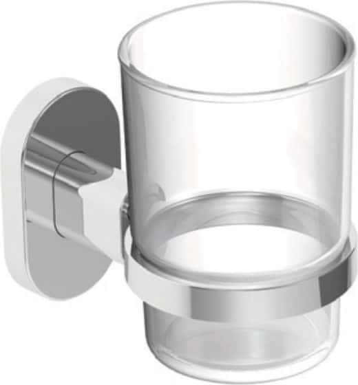 | PASSION brass tumbler holder with glass | Al Wadi Sanitary Wares Company October 2021