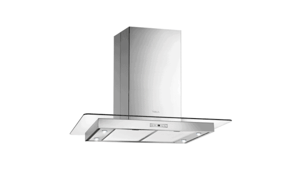   90cm Glass Wing Decorative Hood with ECOPOWER motor   Al Wadi Sanitary Wares Company September 2021