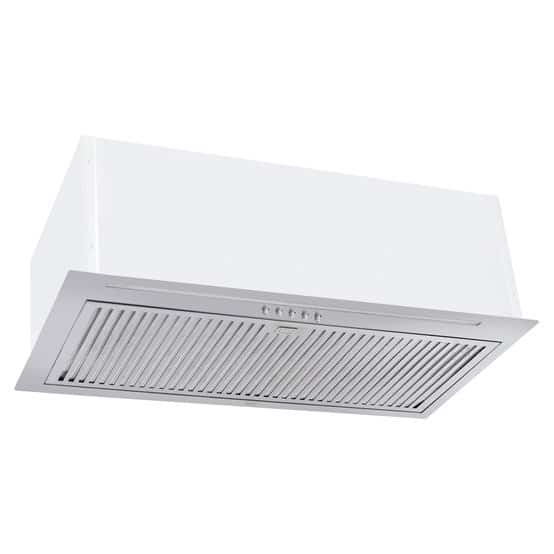   Built-in Hood with push buttons control panel and 1 aluminum filters   Al Wadi Sanitary Wares Company October 2021